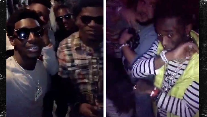 Lamar Jackson Hits Hollywood Club Scene with Lil Uzi Vert