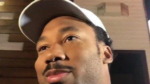 Myles Garrett Makes Appearance At Charity Event, I'm Not A Monster!