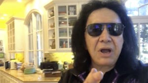 Gene Simmons Says Quit Complaining About Quarantine, WWII Was Worse