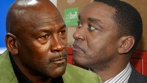 Michael Jordan Audio Surfaces, 'I Wont Play if Isiah Thomas' Is On Dream Team