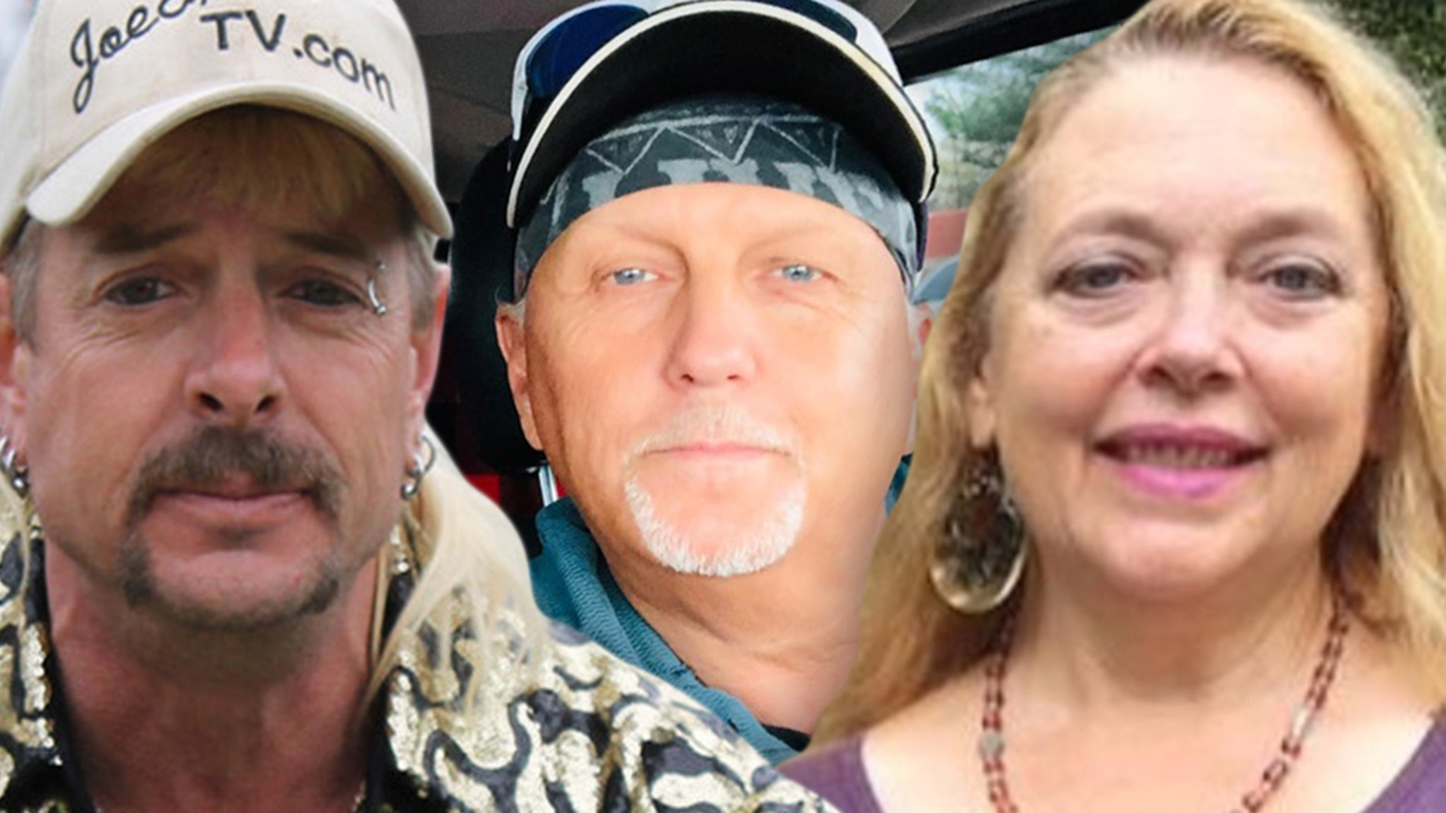 Carole Baskin Taking Over Joe Exotic's Old Zoo!!! Judge Gives Jeff Lowe the Boot