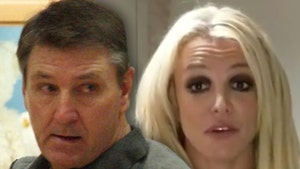 Britney Spears' Dad Makes Case for Why He Should Remain Co-Conservator