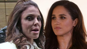 Bethenny Frankel Apologizes for Trashing Meghan Before Interview Aired