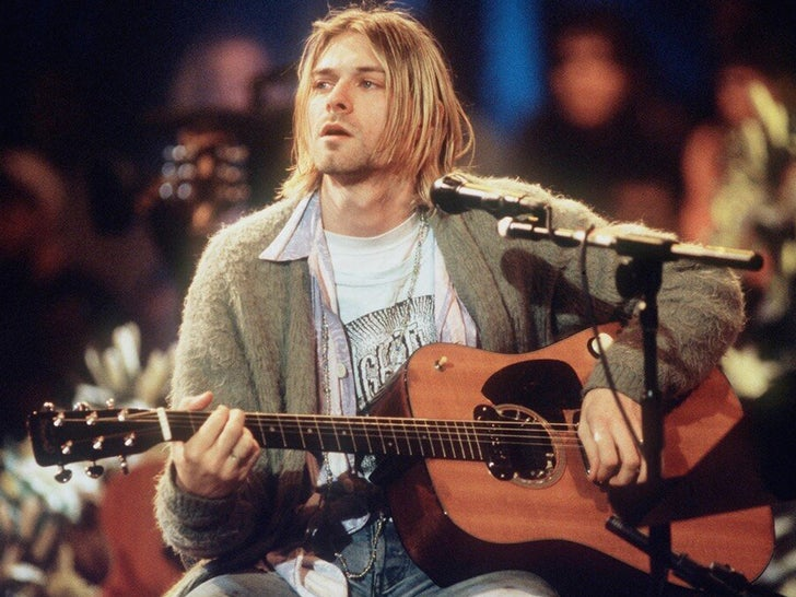 Kurt Cobain's Inconic 'Unplugged' Guitar