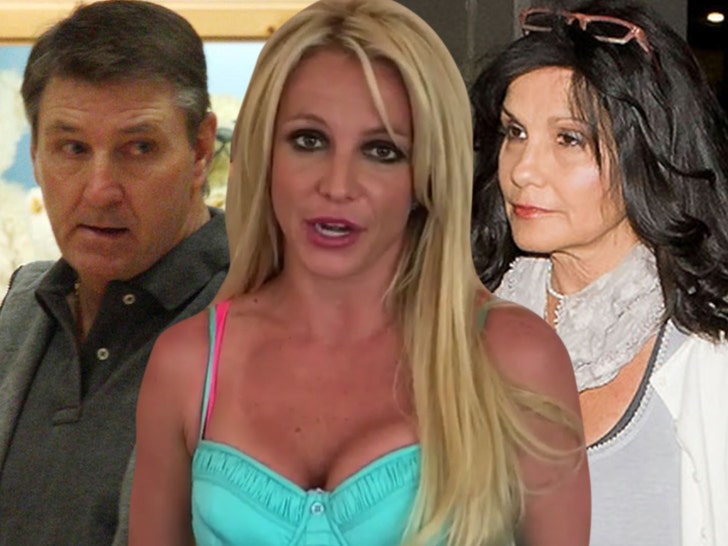 Britney Spears' Mother Will Be in Court Over Conservatorship