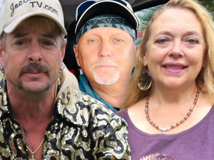 Carole Baskin Wins Control of Oklahoma Zoo That Used to Be Joe Exotic's