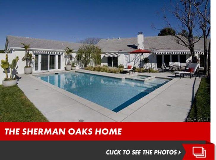 Gene Simmons House Hunts -- The Sherman Oaks Crib