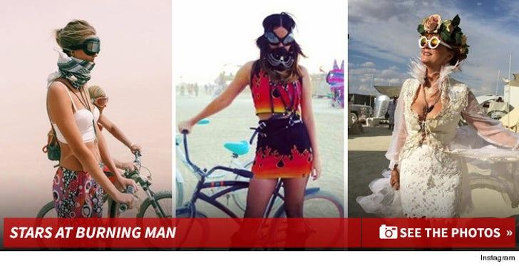 Stars At Burning Man