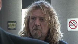 Led Zeppelin Singer Robert Plant -- Obsessed Fan Ordered to Stay 300 YARDS Away