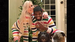 Lindsey Vonn Proposes to P.K. Subban for 2-Year Anniversary