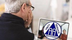 Alcoholics Anonymous Meetings Going Virtual During Pandemic