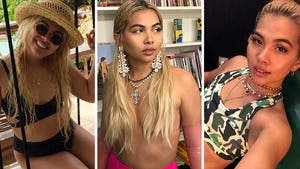 Hayley Kiyoko's Hot Shots