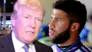 Trump Wants Bubba Wallace to Apologize Over Noose 'Hoax,' Wallace Responds