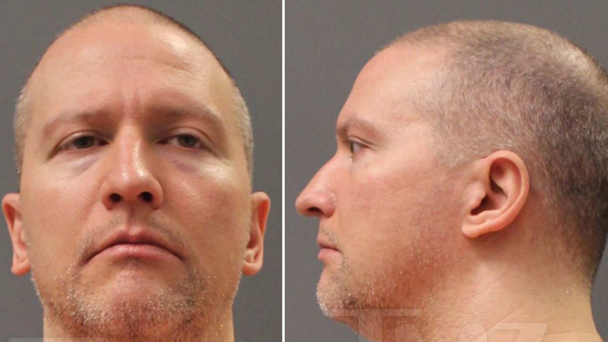 First Look at Derek Chauvin Behind Bars Since 22.5 Year Sentence thumbnail