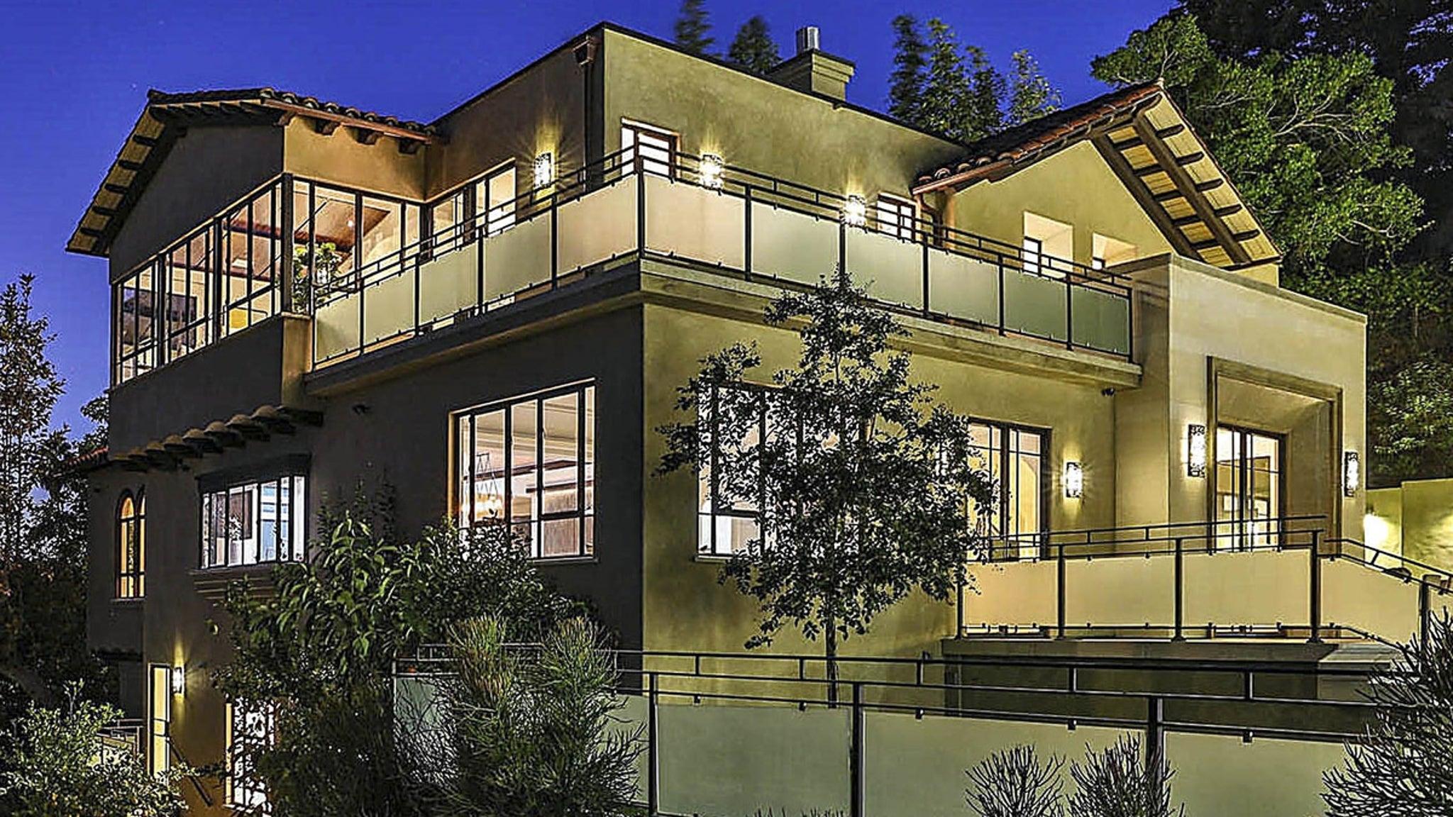 Rihanna Relists Hollywood Hills Mansion for $7.8 Million