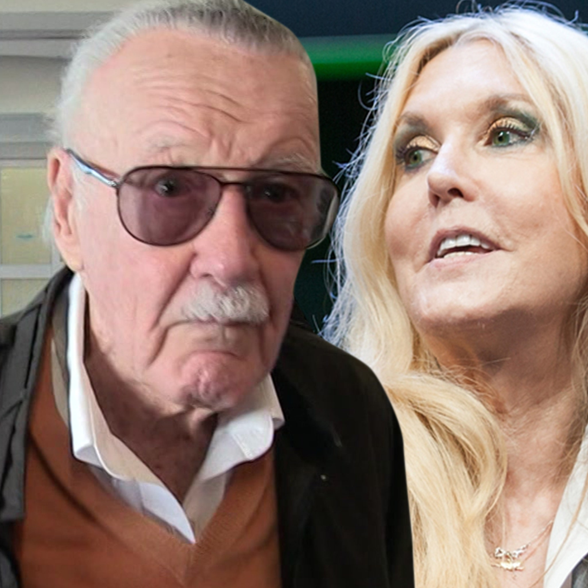 Stan Lee Entertainment Sues Stan's Daughter