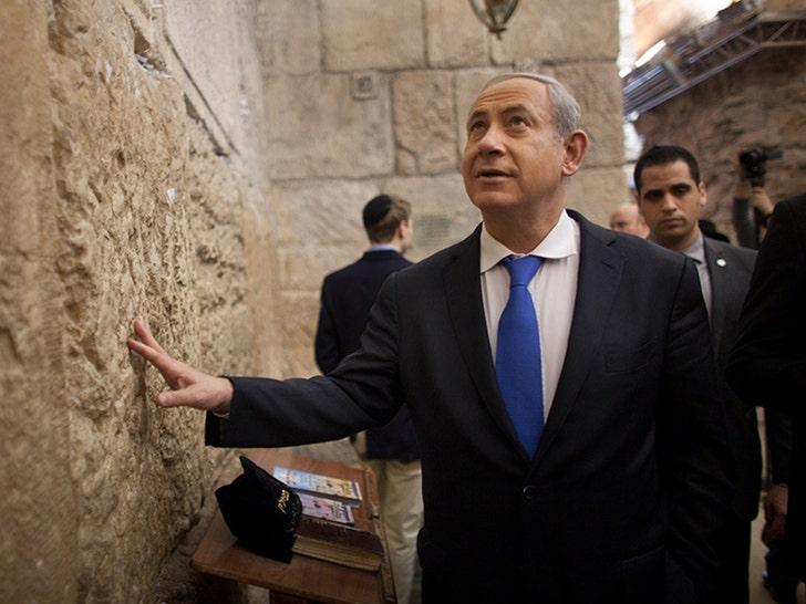 Benjamin Netanyahu Through The Years
