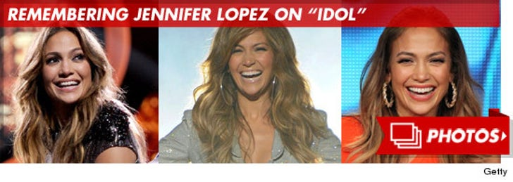 "Remembering Jennifer Lopez on ""IDOL"""