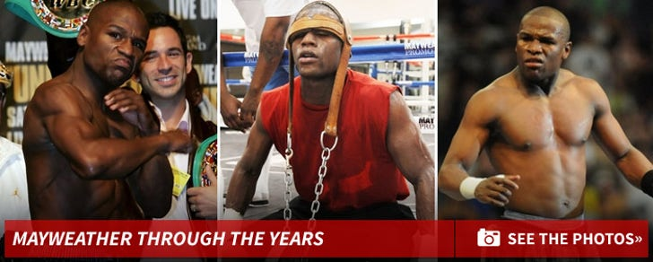 Floyd Mayweather Jr. -- Through the Years