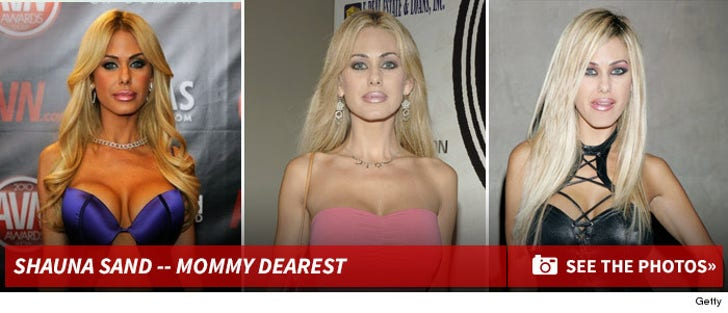 Shauna Sand -- Through The Years