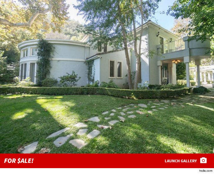 Serena Williams' Bel Air Home -- For $ALE!