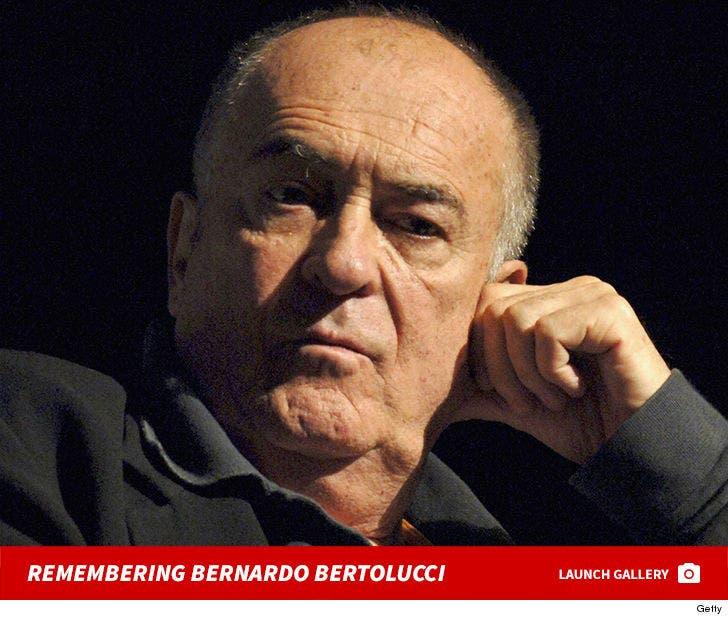 Remembering Bernardo Bertolucci