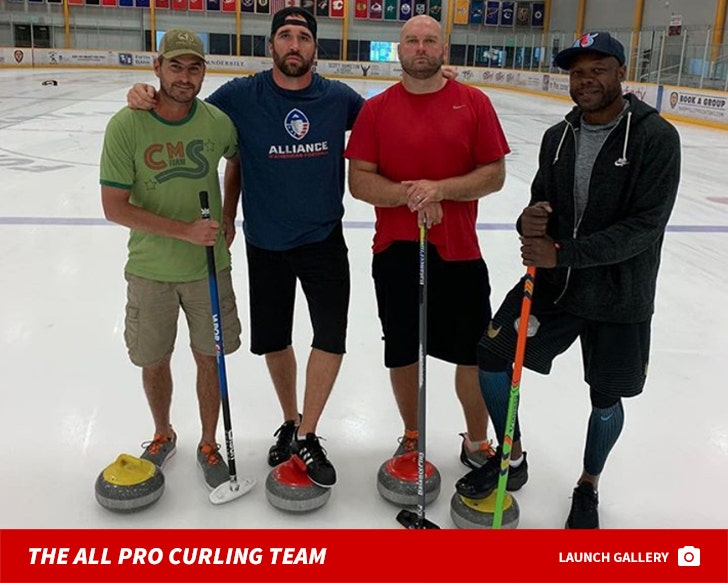 All Pro Curling Team