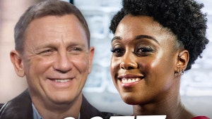 Lashana Lynch Reportedly Set to Inherit '007' in New James Bond Movie