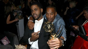'When They See Us' Star Jharrel Jerome, CP5 Exonerees Party After Emmys