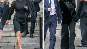 Hollywood Mourns Photographer Peter Lindbergh's Death at Paris Funeral