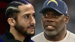 Colin Kaepernick 'Definitely' Fits L.A. Chargers' System, Head Coach Says