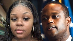Breonna Taylor Grand Jury Recording, Cop Testifies Neighbor Didn't Hear Police ID Themselves