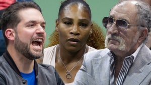 Serena Williams' Husband Rips 'Racist/Sexist Clown' Billionaire Over Criticism