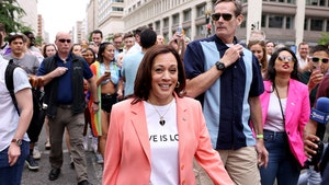 Kamala Harris is First Vice President to Join LGBTQ Pride Parade
