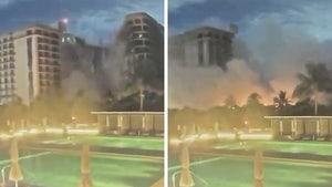 Miami Condo Building Collapses, Massive Search and Rescue Effort Underway