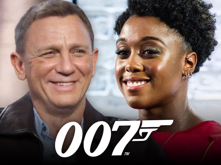 Lashana Lynch Reportedly Set to Inherit '007' in New James ...