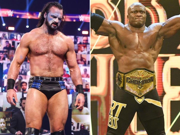 WWE Superstars -- Who'd You Rather?!