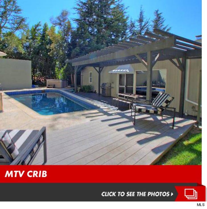 Rob Dyrdek's MTV House -- Sold!