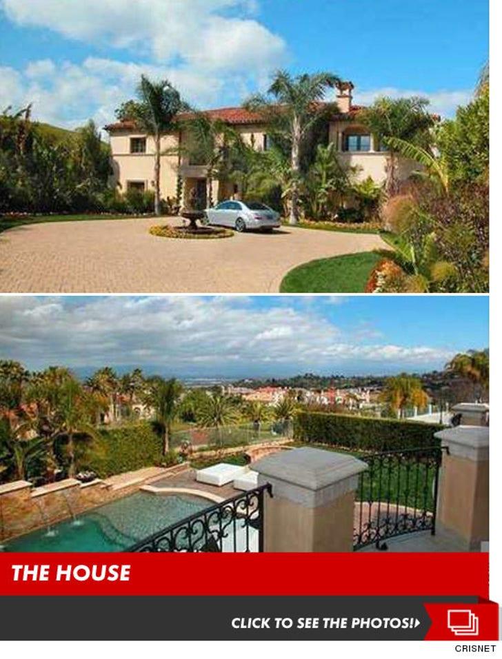 Khloe Kardashian/Lamar Odom -- SECRETLY Selling Family Home
