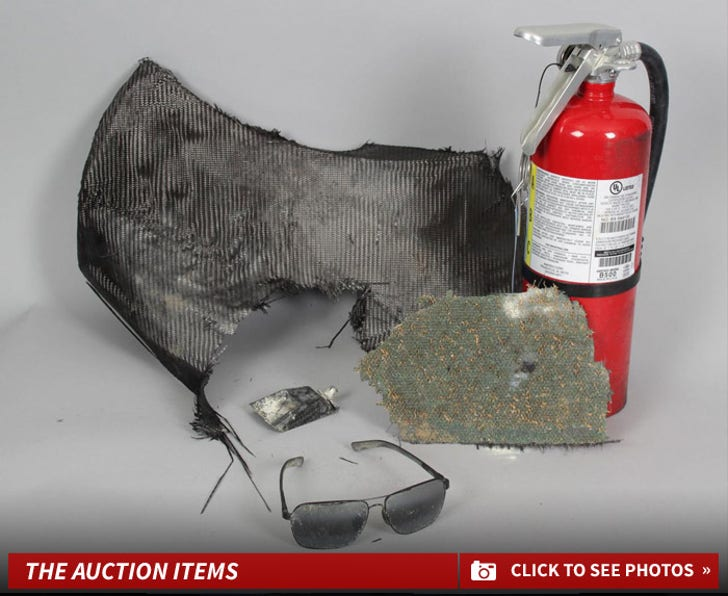 Paul Walker's Death Sunglasses Up for Auction
