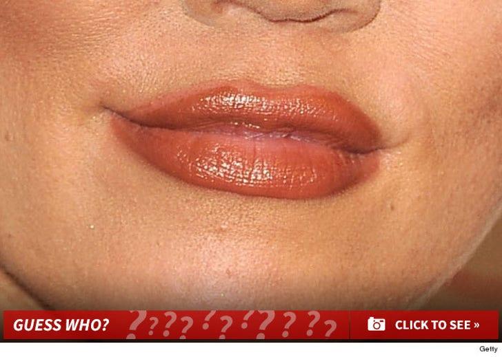 Guess The Kardashian Kisser!