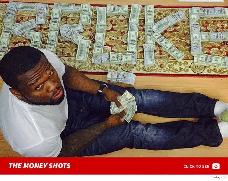 50 Cent's Money Shots