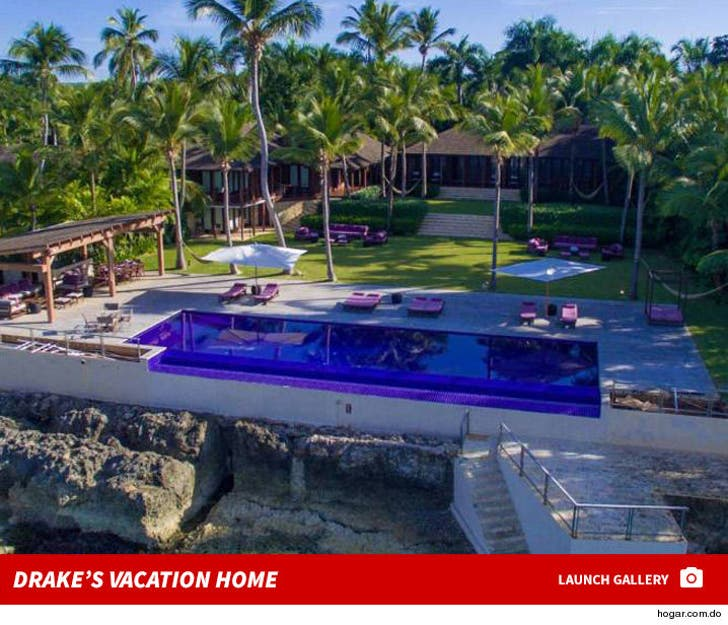 Drake's Casa De Campo Vacation House