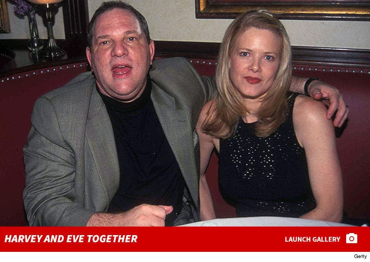 Harvey Weinstein and Eve Chilton Together