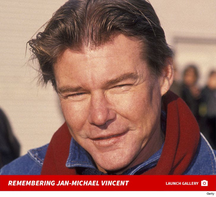 Remembering Jan-Michael Vincent