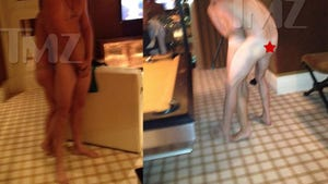 Prince Harry -- Naked Photos of Las Vegas Rager Leaked