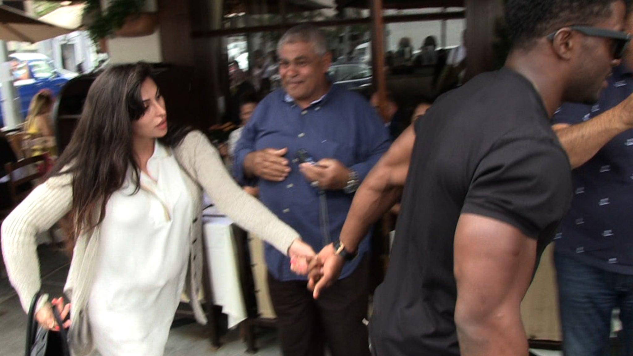 Kim Bush Kardashian With Life Reggie (VIDEO) Parallel --