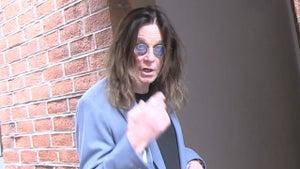 Ozzy Osbourne -- Reveals Halloween Costume ... Creates Huge Mystery (VIDEO)