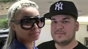 Blac Chyna Says She Didn't Injure Rob Kardashian Besides a Broken Heart