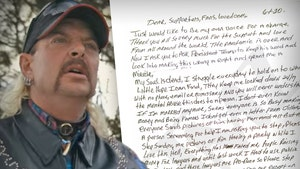 Joe Exotic's Husband, Dillon, Responds to Painful Letter from Prison